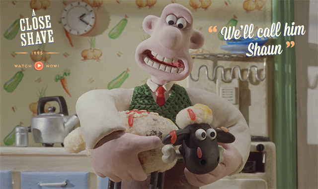 Welcome Wallace And Gromit
