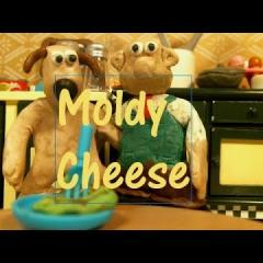 The Moldy Cheese: Claymation