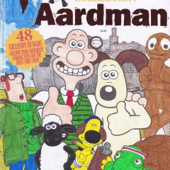 Colouring Heaven Collection Aardman