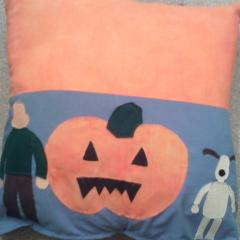 Wallace and Gromit Cushion