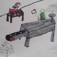 Wallace & Gromit's Christmas Cardomation 2.0