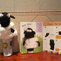 Clipper The Sheep