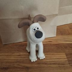Aardman gromit making workshop