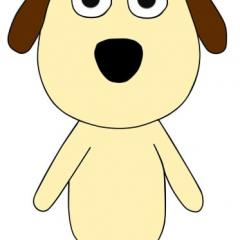 Gromit Character in Animal Crossing