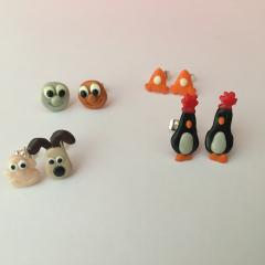 Wallace and Gromit accessories
