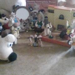 My Wallace And Gromit Collection