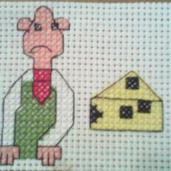 Cross Stitch Wallace