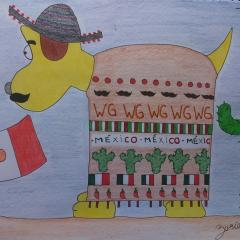 Mexican Gromit