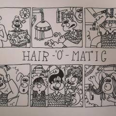 Hair - o- matic