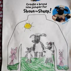 Shaun and friends
