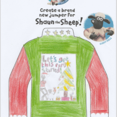 A Merry Christmas for Shaun and the Flock