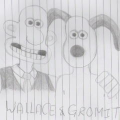 Wallace and Gromit Duo sketch