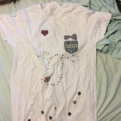 My gromit t shirt I made myself
