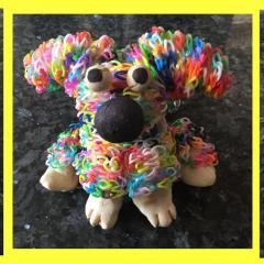 Loom Band Gromit!