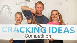 Winner of the Cracking Ideas Competition Announced!