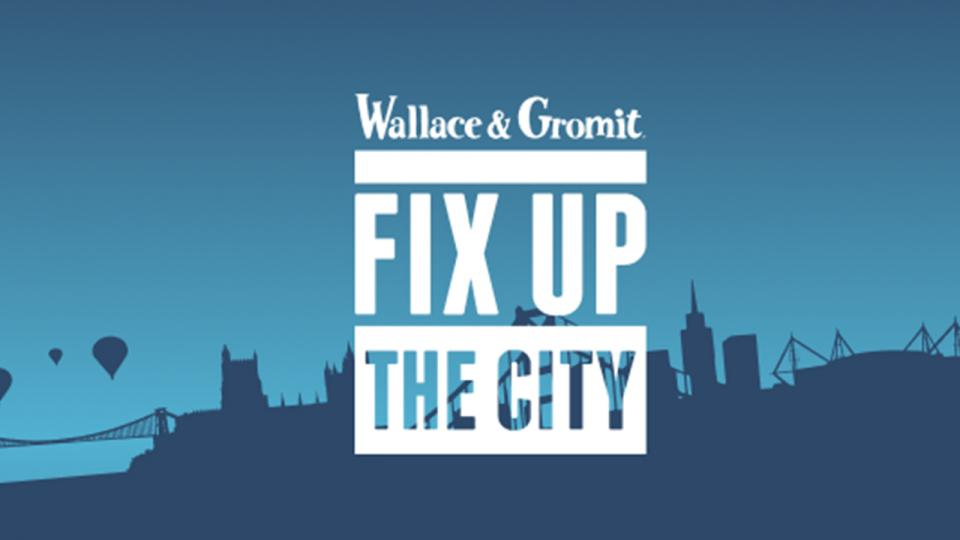 Roll up! Roll up! 'Fix Up The City' is coming to town!