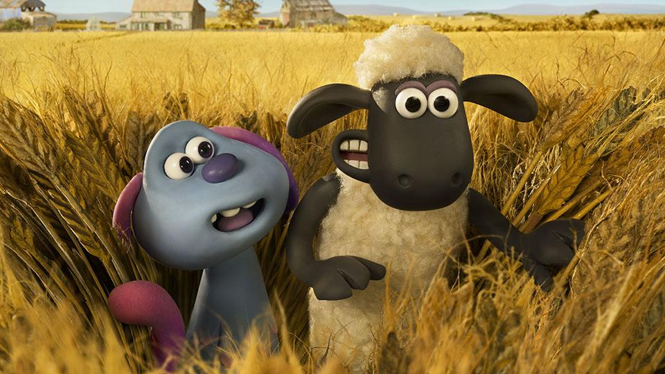 NEW Trailer for Shaun the Sheep: Farmageddon Released!