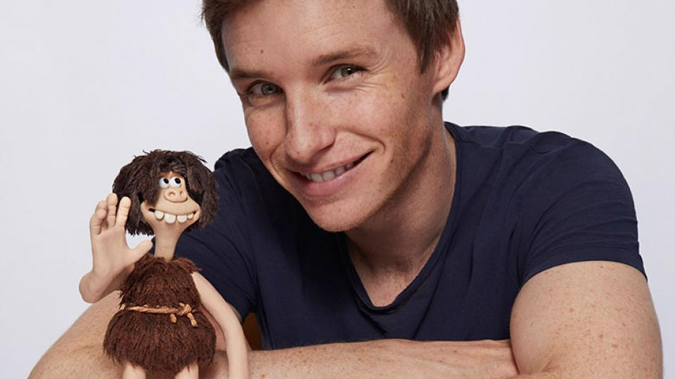 Eddie Redmayne Revealed as Voice of Dug in Aardman's Upcoming Early Man Movie