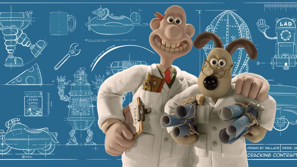 Wallace & Gromit are coming to Newcastle!