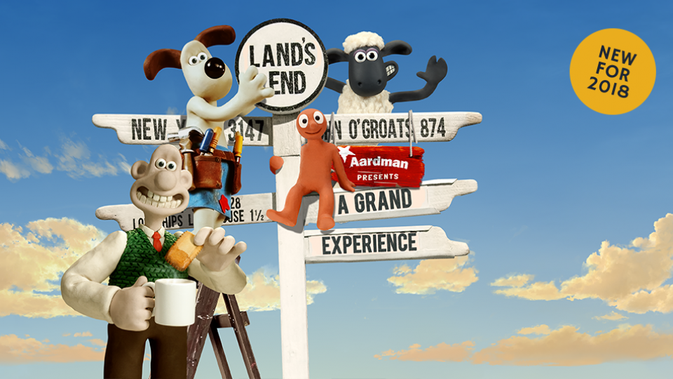 A Grand Experience Opens at Lands End!