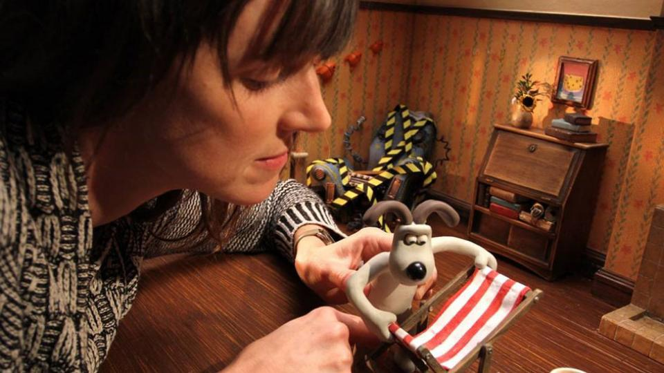 Celebrate the Aardman Story on BBC One This Christmas!