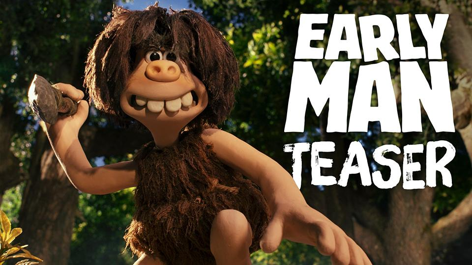 First Look Early Man Teaser Released!