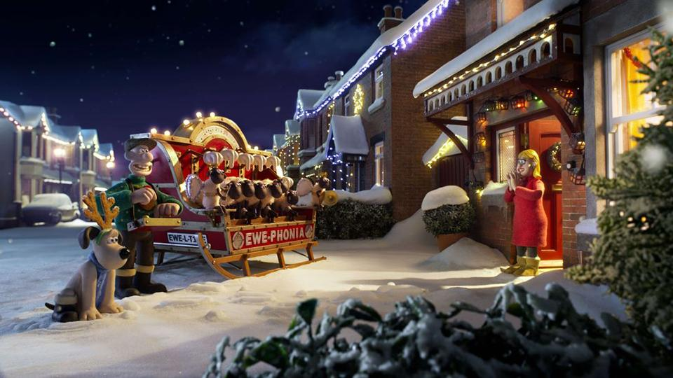 Watch Wallace and Gromit in the new Christmas Ad from DFS!