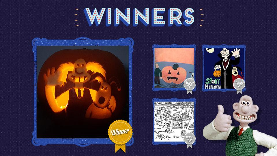 October Creation of the Month Winners